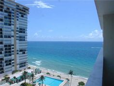 Rare to find such a deal - bank owned condo right on the beach in Fort Lauderdale price reduced to $174,000.  www.Daniel-Bowman.com