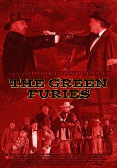 The Green Furies - un western al MuSA -  prima visione assoluta 8 luglio 2013 Orario proiezioni: 20:30, 22:00 e 22:50  (foto Stefano De Franceschi - Cosmave)