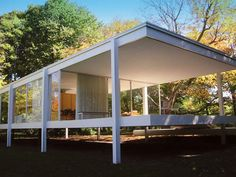 Farnsworth House | Ludwig Mies van der Rohe 1951