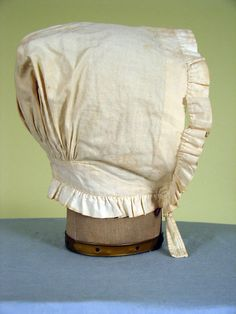 Cap, 1830-1850; Tasha Tudor Auction Lot 167