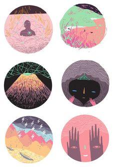 Art circles