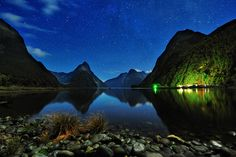 Milford Sound, New Zealand- I never got to visit this place when I was last in NZ. On my list next time I go.