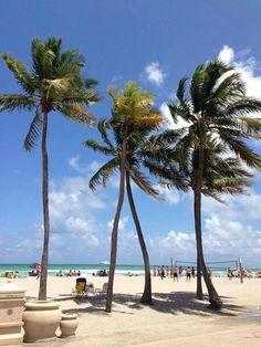Ft Lauderdale beach life