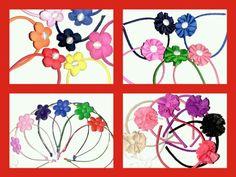 Diadema flor / flower headband