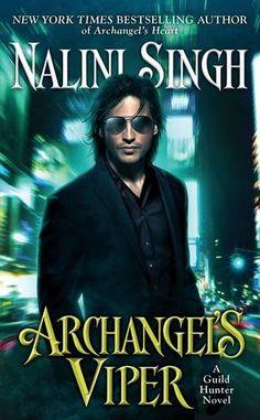 Archangel's Viper (Guild Hunter, #10)