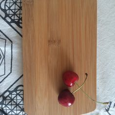 Small, peraonalized cutting board