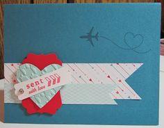 Jennifers Stamp Pad: Sent with Love