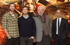 Panem Propaganda - The Hunger Games News - 'Mockingjay Part 1' Press Day in London