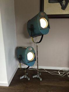 Furse industriele theaterlampen