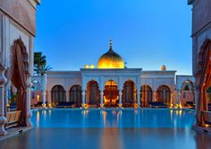 Week-end de luxe, Hôtel luxe Namaskar, Marrakech, Maroc - Privilèges Voyages