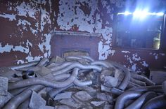 The Walcourt REVISITED   Abandoned Oklahoma