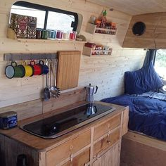 @postcardsfromclaude with the new fitout and ohh my god! Brilliant stuff. Loving the attention of eye for detail and practicality, which speaks volumes when designing and creating your very own space. Love it and thanks for sharing. #vanlifediaries to show us inside your abode. Posted by @theeveningson