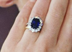 Kate Middleton/Princess Di's Engagement Ring