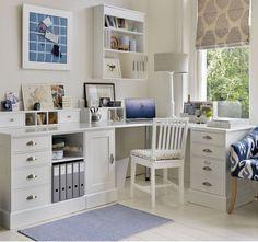 How to create a beautiful home office  - housebeautiful.co.uk
