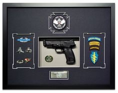 Custom Framed Police