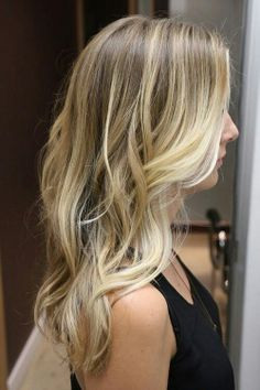sunkissed highlight ombre