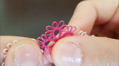 Tatting Jewelry, Crochet, Earrings, Model, Line Art, Flowers, Ear Rings, Stud Earrings
