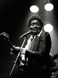 Albert Collins, Master of the Telecaster !
