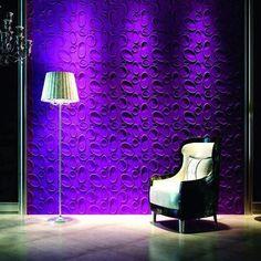 3D wall panels-Splashes