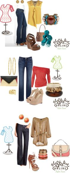"""""""Weekend fun by Style Dial"""" by stylistsusan on Polyvore"""