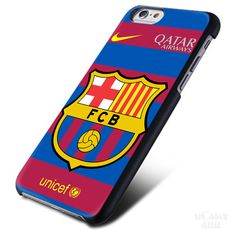 Barcelona fc 2016 Football iPhone Cases Case