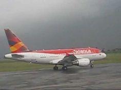 Bogotá, despegando en el Aeropuerto Internacional El Dorado