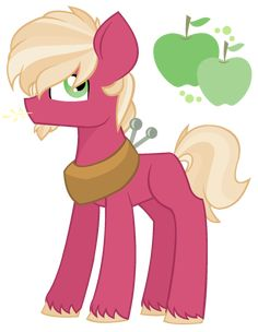 NG - Cortland Apple by Cheschire-Kaat
