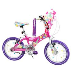 Barbie Ride with Me Bike