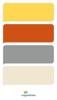 plum, classic yellow, ivory, and classic gray - free color