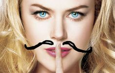 Ten Gender Reversals We Need in Our Stories - Behold the transformative power of mustaches!