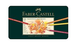 Faber Castell Polychromos Color Pencil Set - Tin of 120 Faber Castell http://smile.amazon.com/dp/B000EWYCX0/ref=cm_sw_r_pi_dp_U2pcxb1QQFQSB