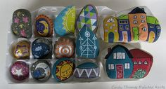 5 Fun Rock Painting Ideas