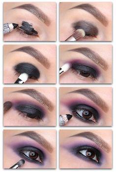 Smoky Eye Makeup Step by Step