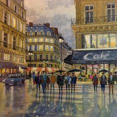 2. vie parisienne