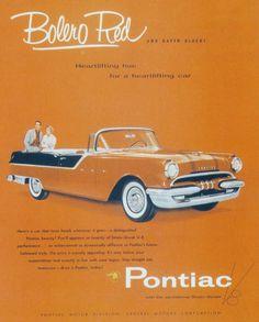 1955 Pontiac Ad
