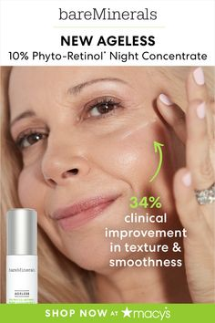 Uneven Skin, Bareminerals, Sephora, Lotion, Plant Based, Fragrance, Skin Care, Cosmetics, Alternative