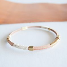 Nebula Bangle Natural now featured on Fab.