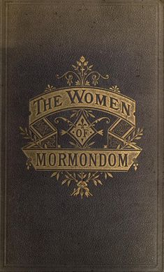 Read online. A book about Mormon pioneer women. Chapters contain individual vignettes about various women.