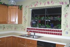 Grape Kitchen Decor : You Can Bring Your Hobby Here:Marvelous Grape Kitchen Decors–girl Grape Kitchen Decor Designs