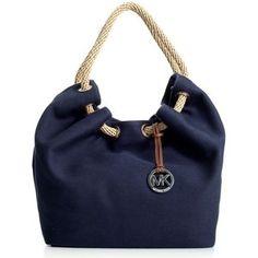 michael kors nautical purses | michael michael kors handbag marina shoulder tote MICHAEL Michael Kors ...