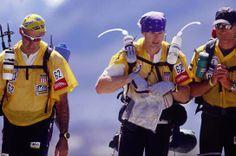 Team REI/Salomon Eco-Challenge NZ 2001. Carl Gable. New Zealand