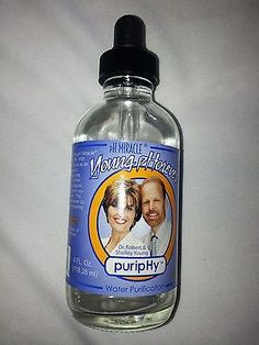 Young PHorever PuripHy water purification 3 oz.