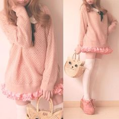 sweet/cute fashion