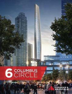 NEW YORK | 6 Columbus Circle | 213m | 700ft | Pro - SkyscraperCity