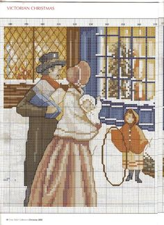 Gallery.ru / Фото #49 - Cross Stitch Collection 124 рождество 2005 - tymannost