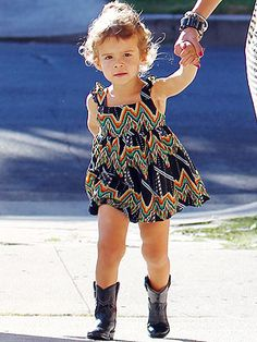 designer baby clothes: a peek into the world of a petite fashionista. Girl Outfits, Cute Outfits, Designer Baby Clothes, Kid Swag, Celebrity Babies, Celebs, Celebrities, Baby Girl Fashion, Baby Design