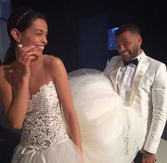 Dani Alves es casa en secret a París  #Alves #Model #JoanaSanz #Casar #París #Cerimònia #RosaClará #Barcelona #BridalWeek