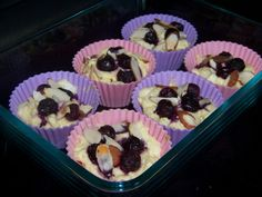 #Blueberry Cheese #Muffins / #lowcarb ♥ shared via https://facebook.com/lowcarbzen