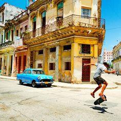 Reinventando la Habana, Cuba. Bueno, por algo se empieza.
