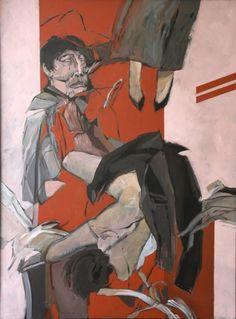 São Mamede - Galeria de Arte Rocha de Sousa Emergência II 2003 Acrilico x Tela 130 cm x97 cm